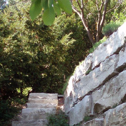 Garten Und Landschaftsbau Ausbildung Voraussetzungen: Gartenmauern