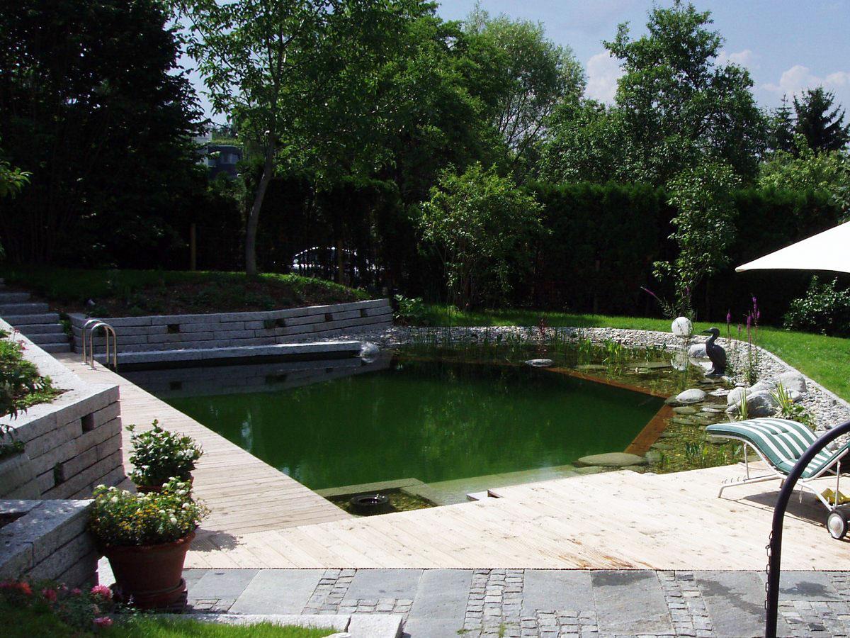 Galerie. Wasser Im Garten
